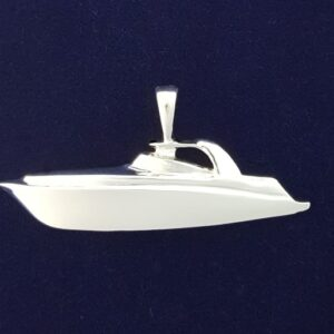 SS Express Cruiser Boat Pendant