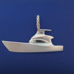 SS Sport fishing Boat Pendant