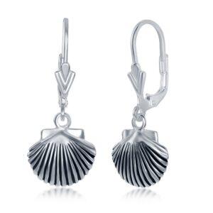 Shell earring